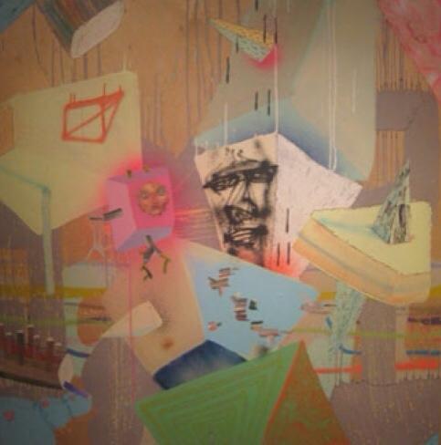 David Choe mural detail