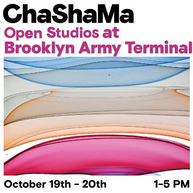 Well what else should I say here? 🤷♂️ just come and check some art! See ya!!! @chashama