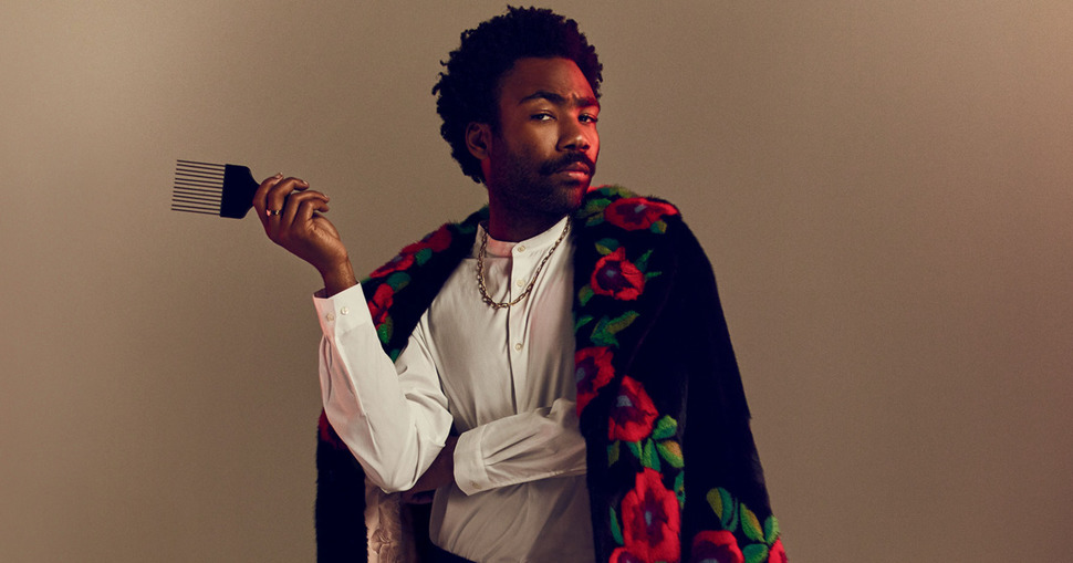 Donald Glover... - is on track to become the worlds most complete and widely influential entertainer we've had in recent history.