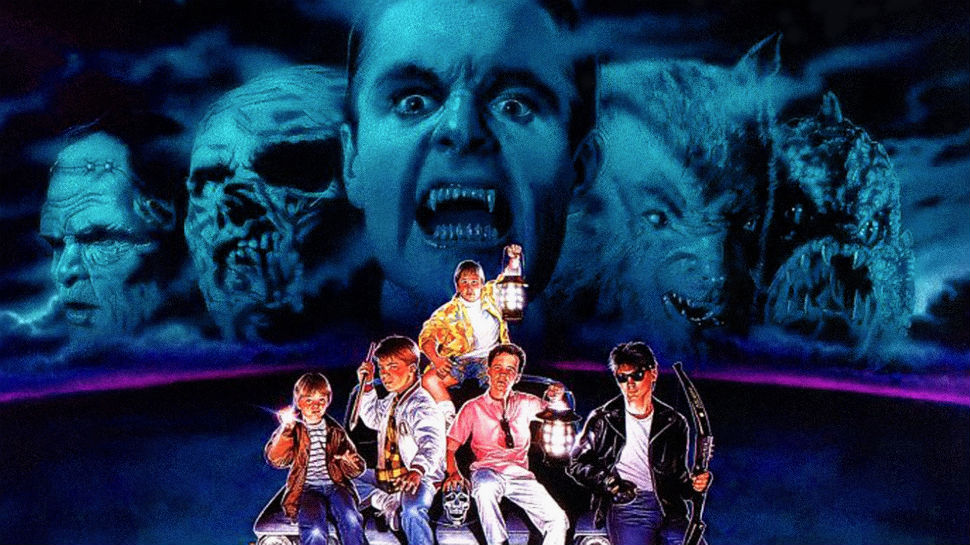 HORROR - Monster Squad (1987)