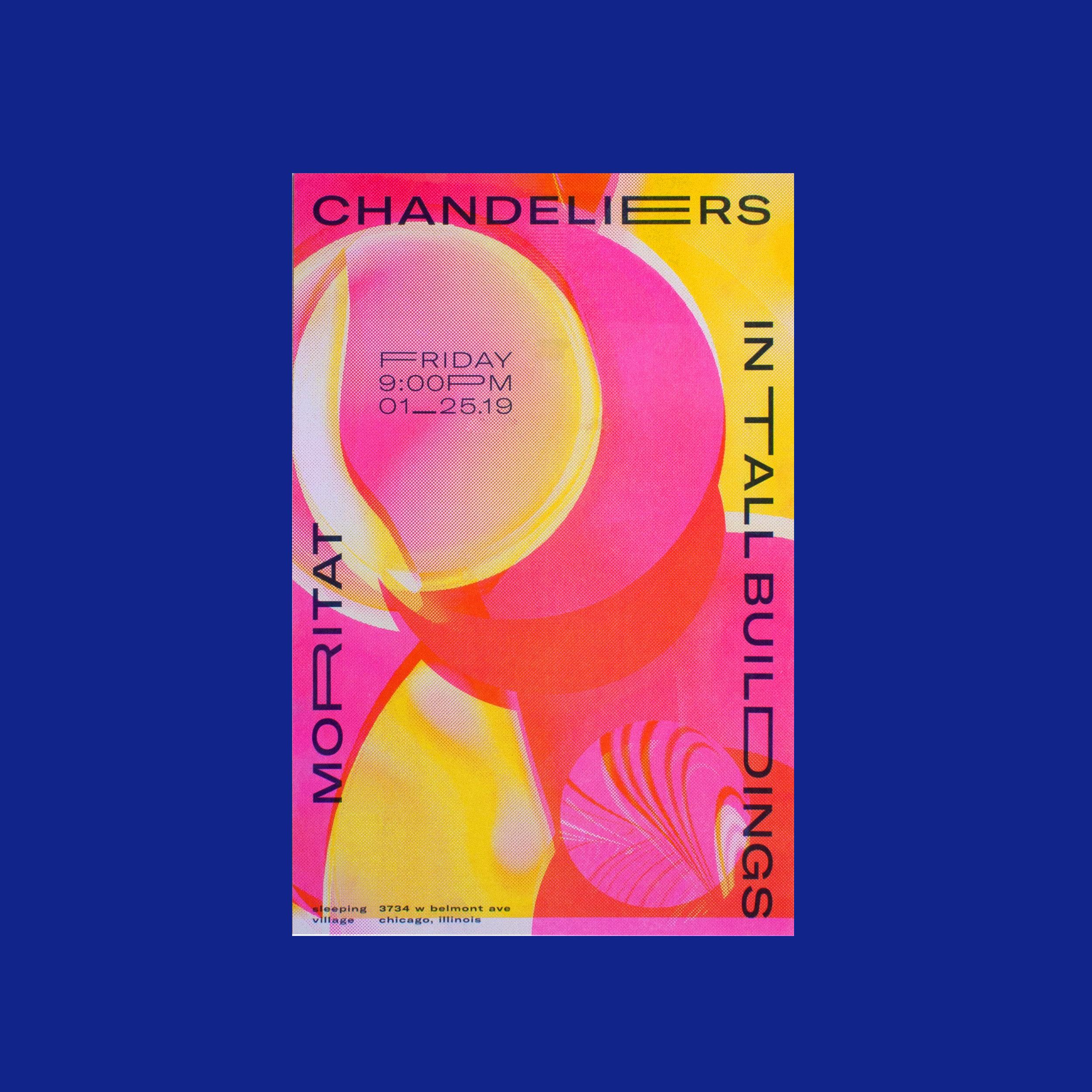 Chandeliers / Moritat / In Tall Buildings