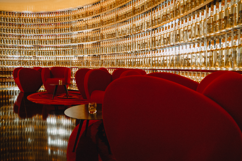 The Next Whiskey Bar, at the Watergate Hotel, Foggy Bottom, Washington, DC