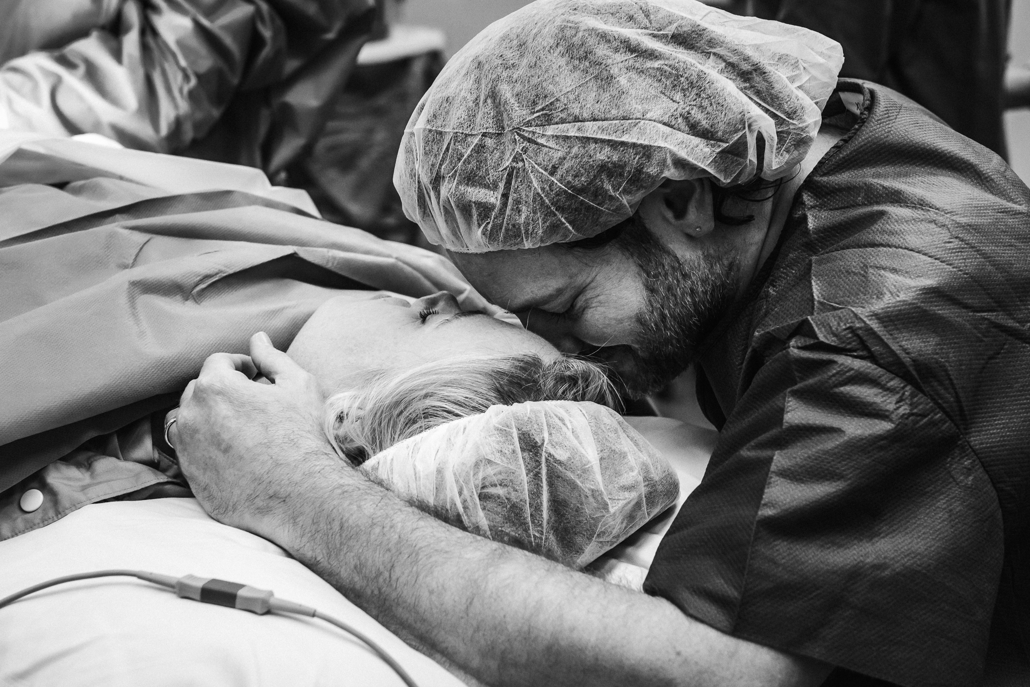 Belle Verdiglione Birth Photography Photographer Perth Scheduled Gentle Caesarean Mum Dad