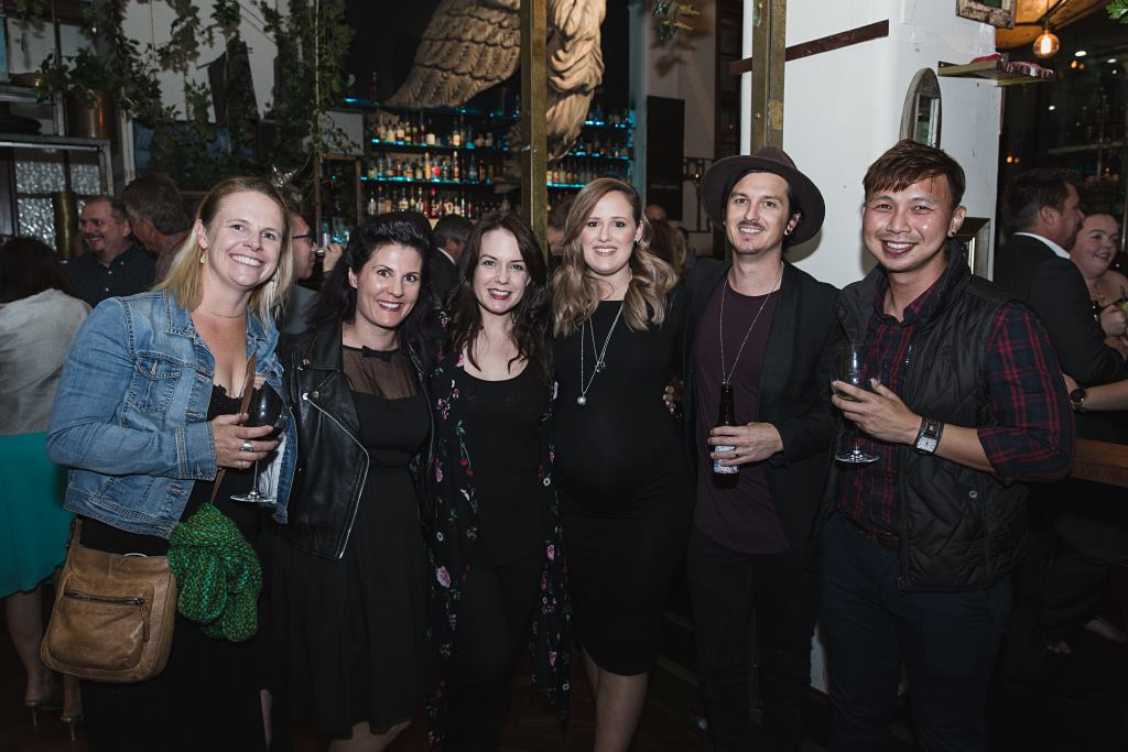 With  Belle Verdiglione , Michelle Lucking Courtney and  Adam Levi Browne