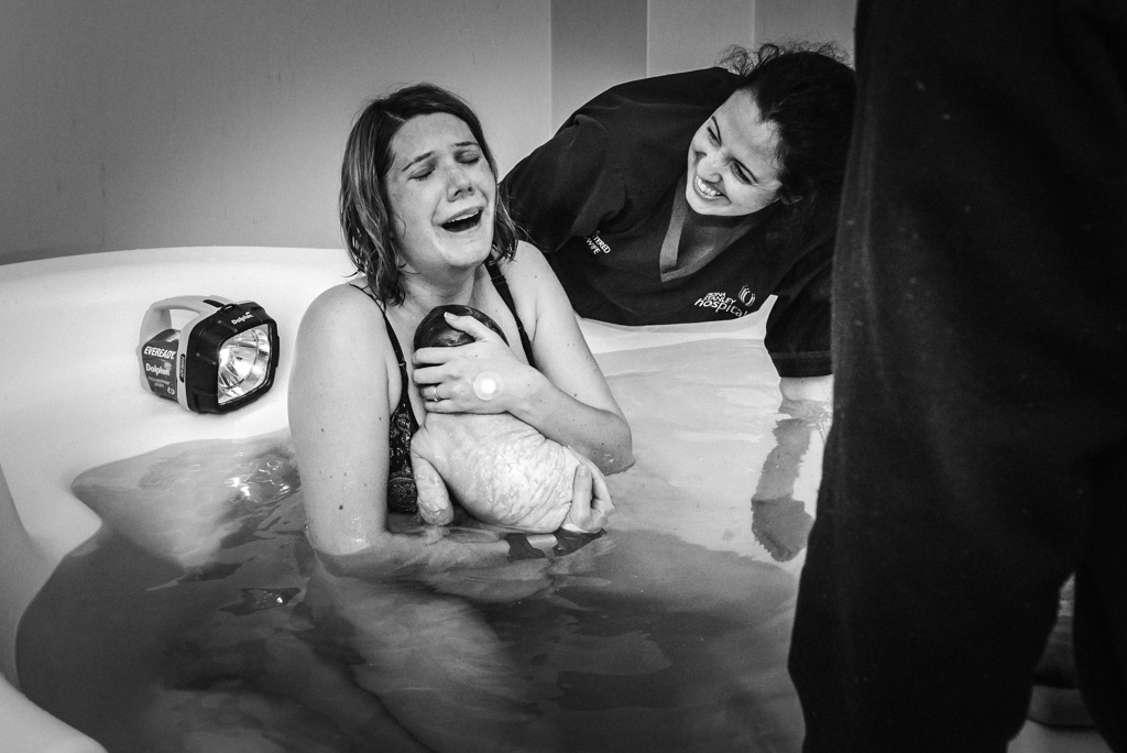 Belle Verdiglione Birth Photography Photographer Birth Story Documentary Evan Labour Newborn New Mum Dad