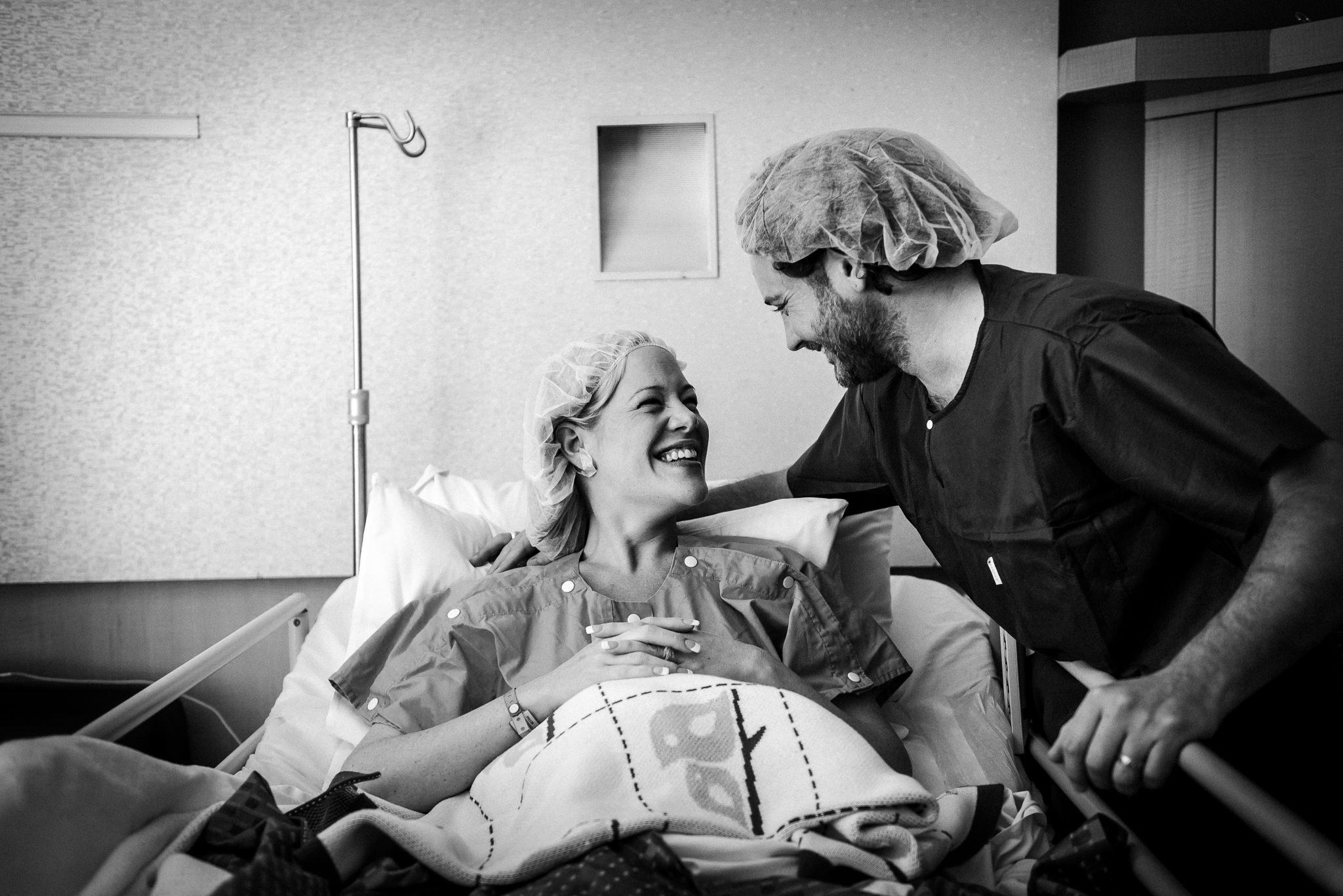 Belle Verdiglione Birth Photography Photographer Birth Story Documentary Noah Gentle Scheduled Caesarean Pregnant