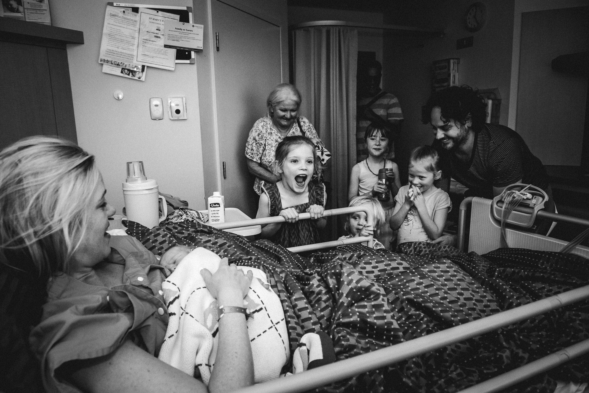Belle Verdiglione Birth Photography Photographer Birth Story Documentary Noah Gentle Scheduled Caesarean