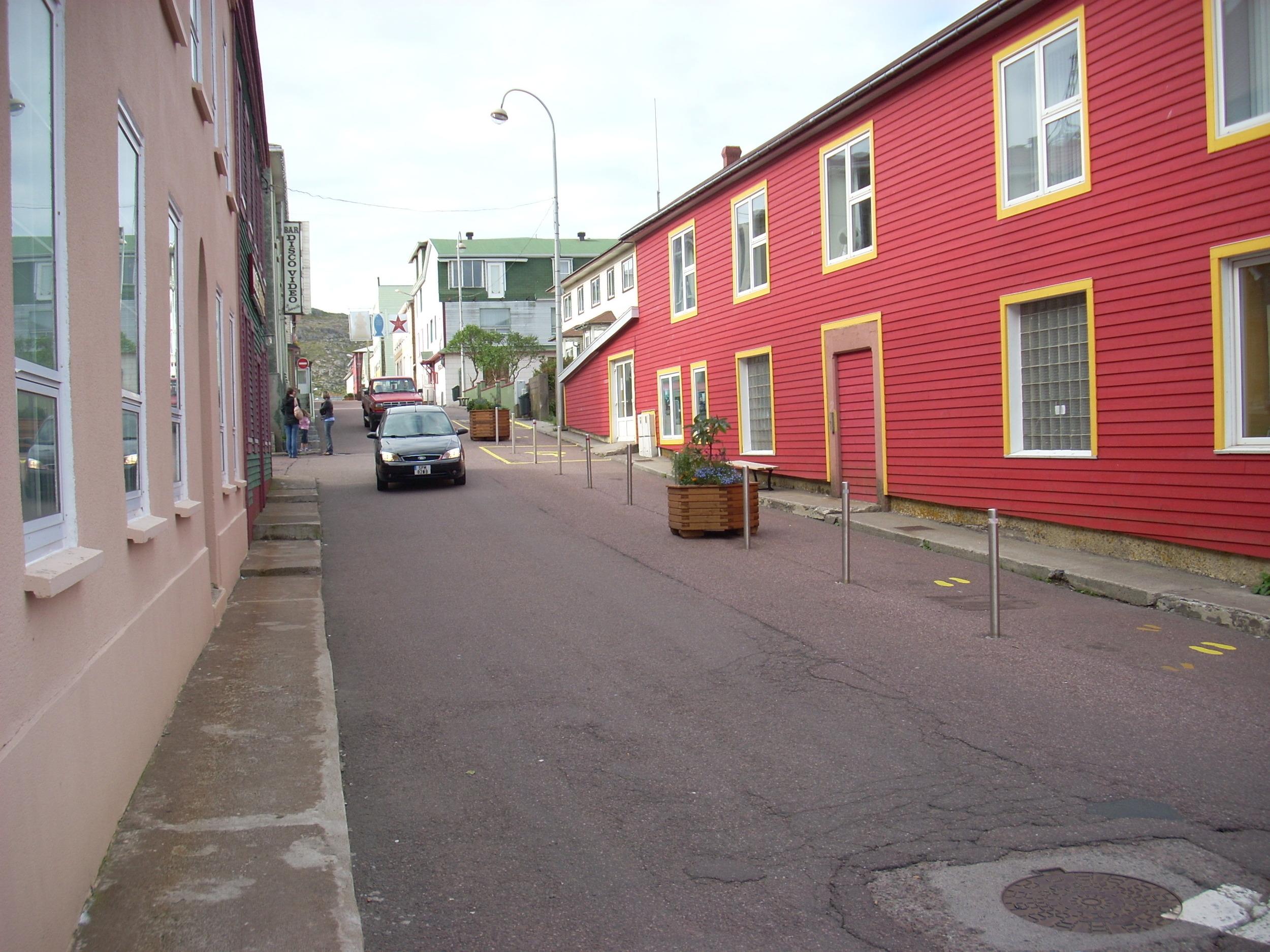 St. Pierre & Miquelon