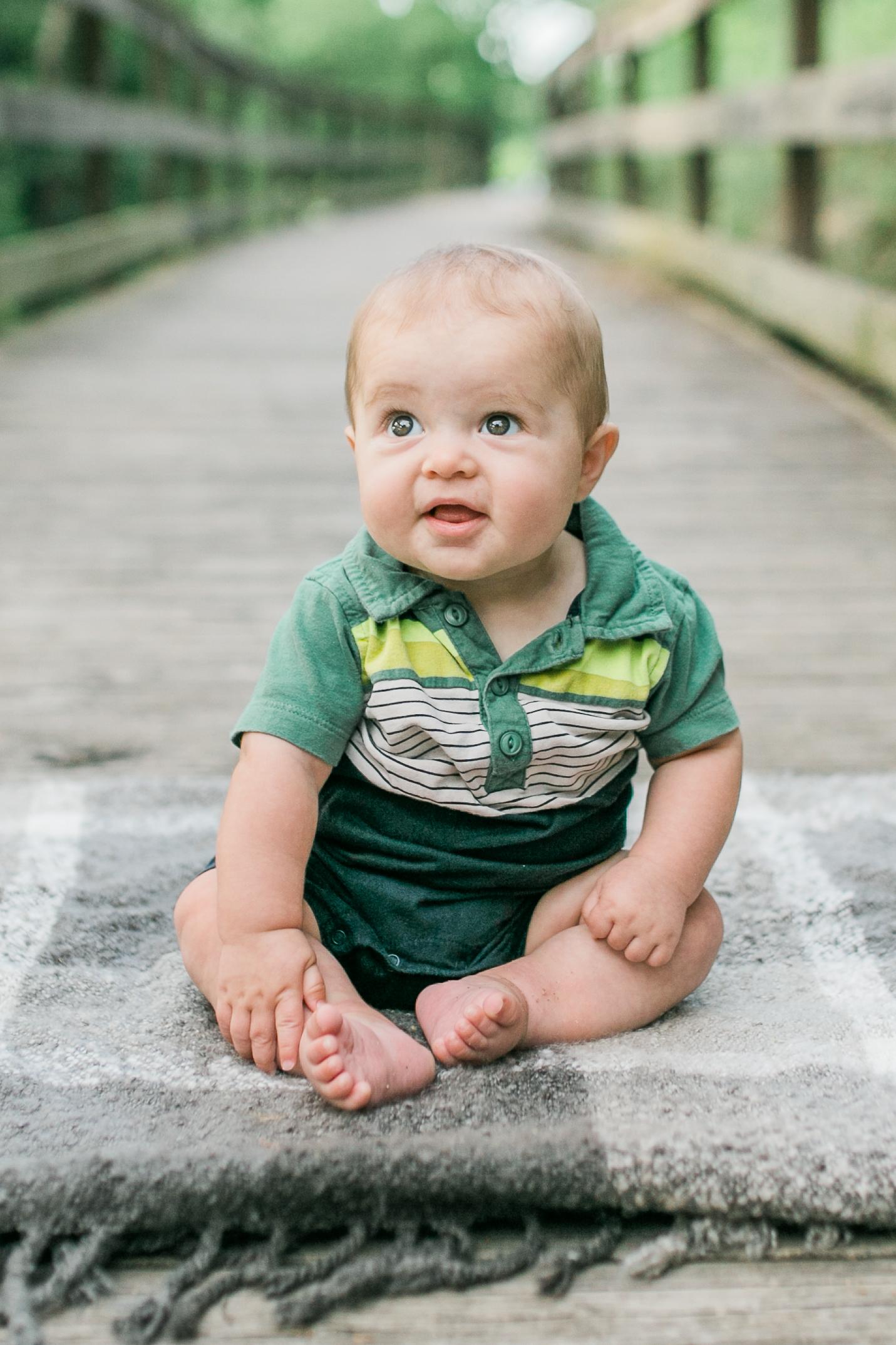 vanessa wyler pewaukee family photography nagawaukee park delafield 6 months old