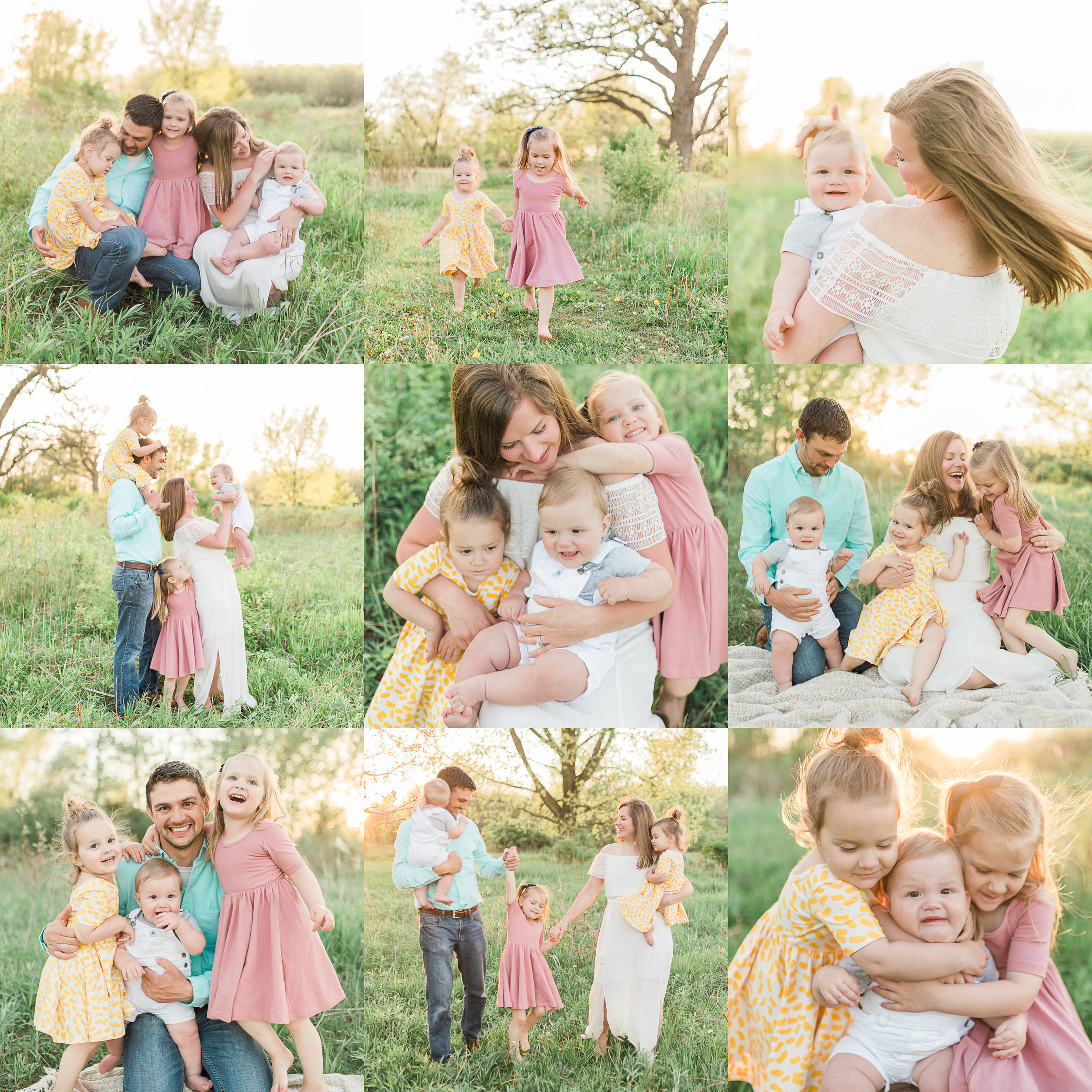 vanessa wyler photography brookfield wisconsin family photography sunset fox brook park