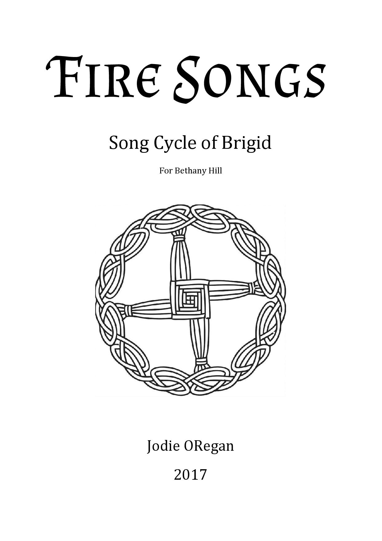 Fire Songs and Summer Change — song a week by Jodie