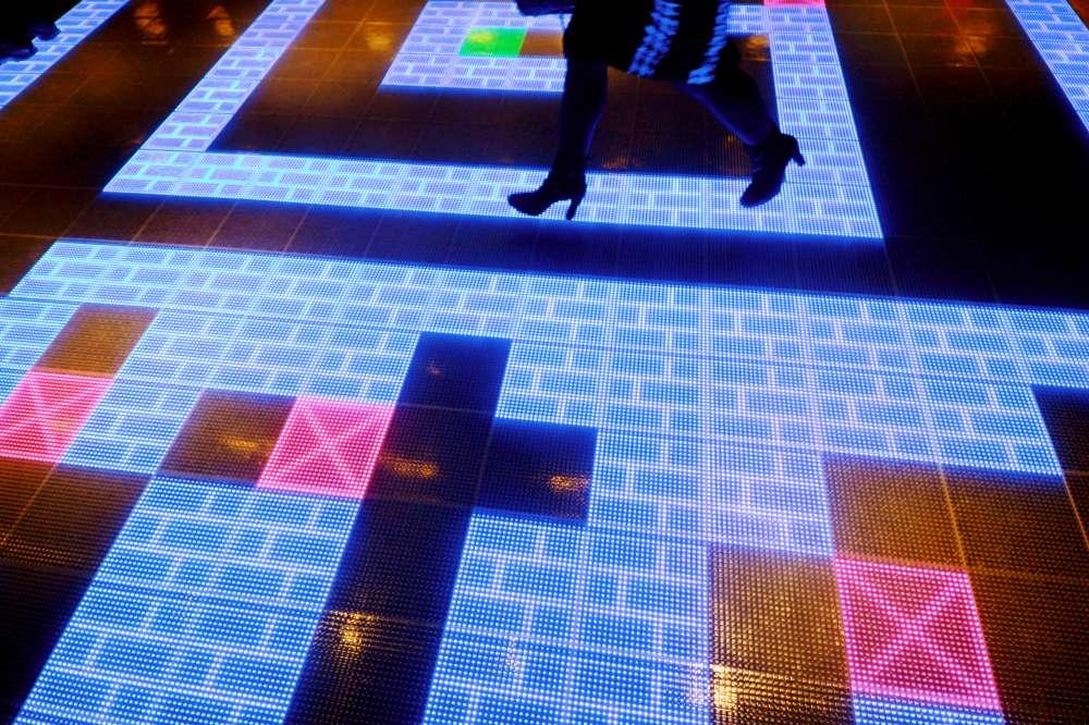 Math Square - Sokoban Game
