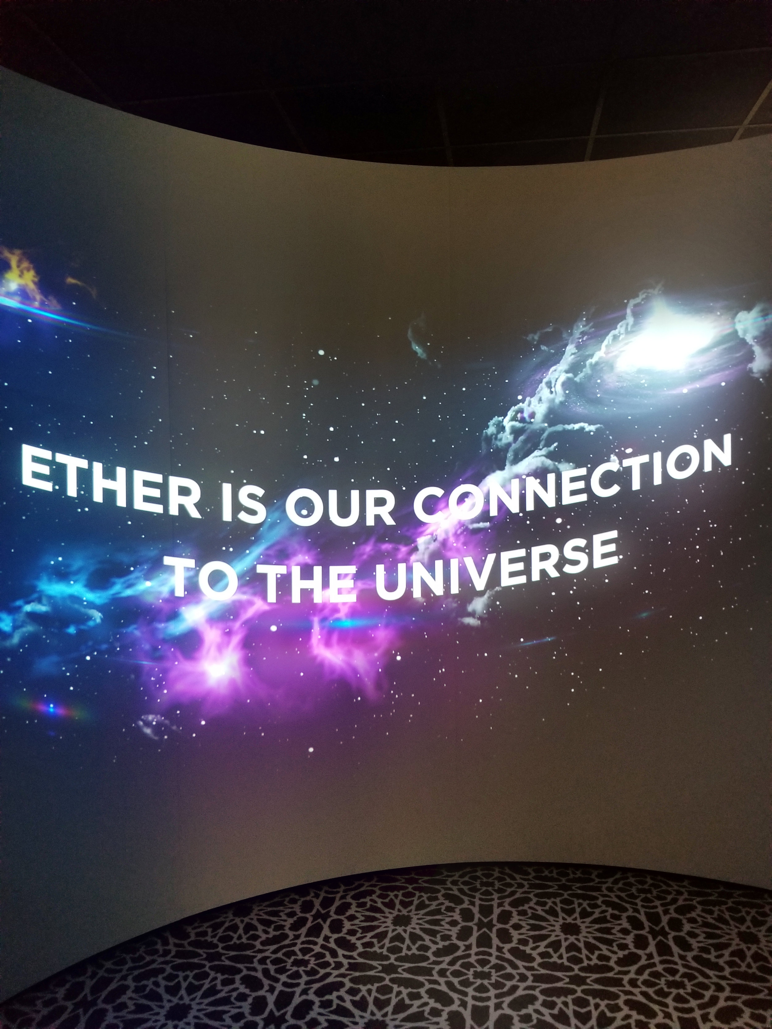 Ether Exhibit