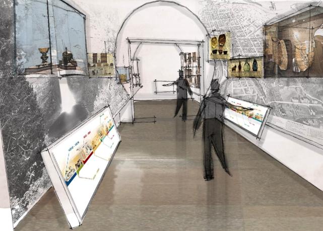 Museum Explorer Technology