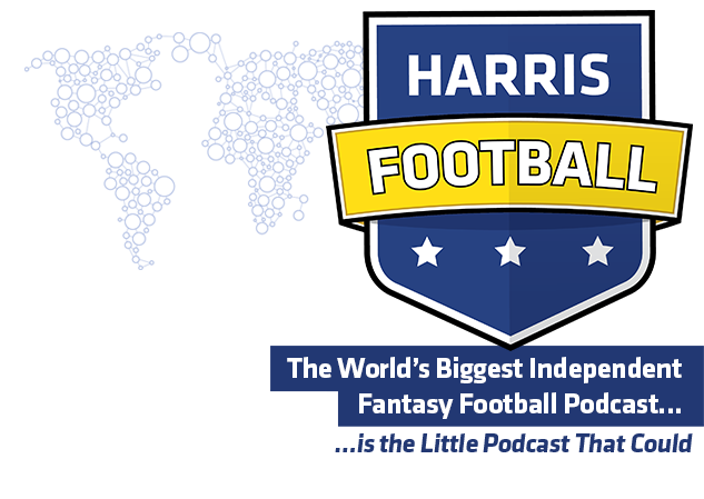 photograph relating to Espn Fantasy Football Rankings Printable called Harris Soccer - NFL Myth Soccer - Suggestions, Information, Podcast