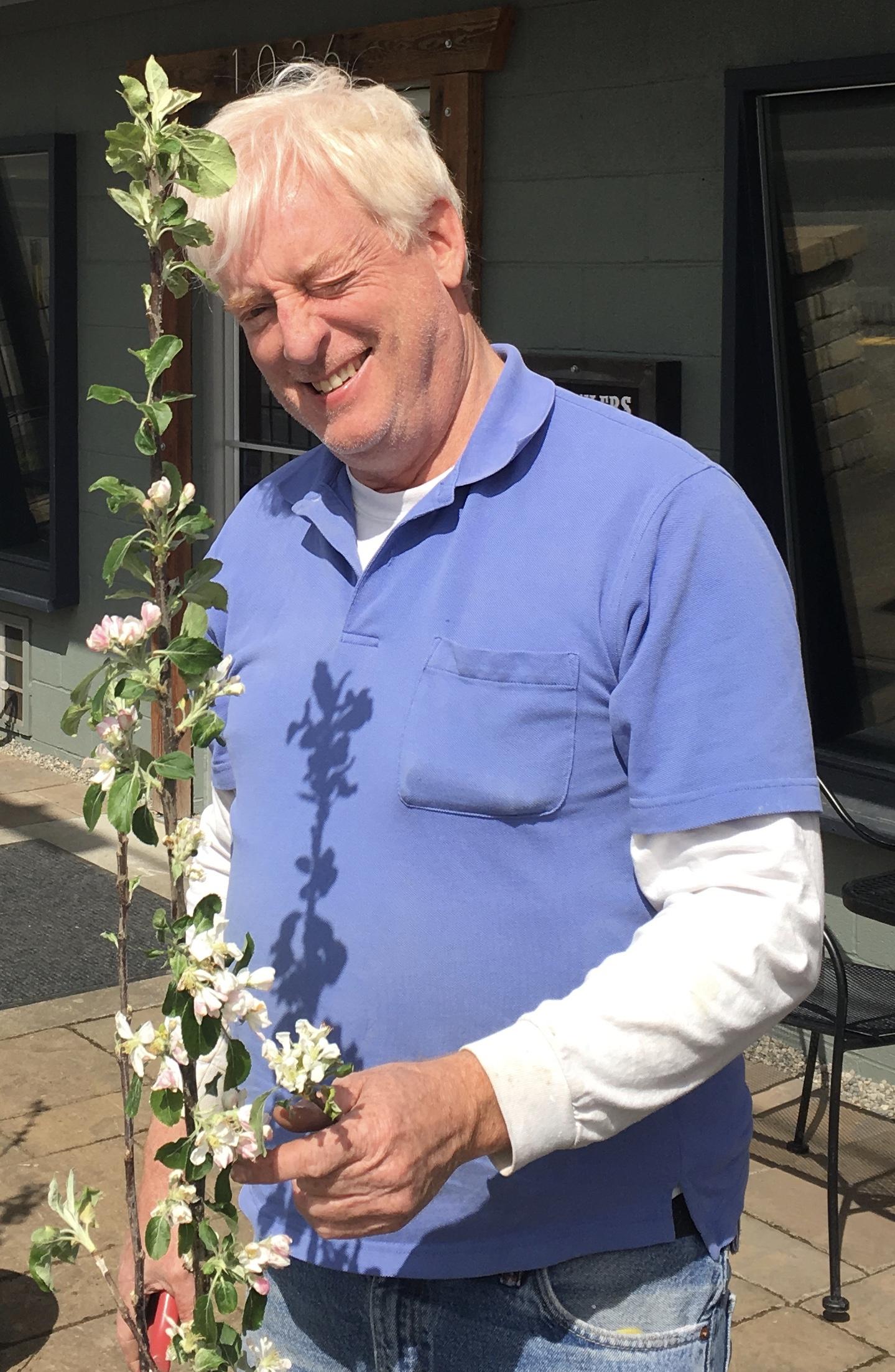 Mark Bailey - Cidermaker, orchardist, dad, crazy guy