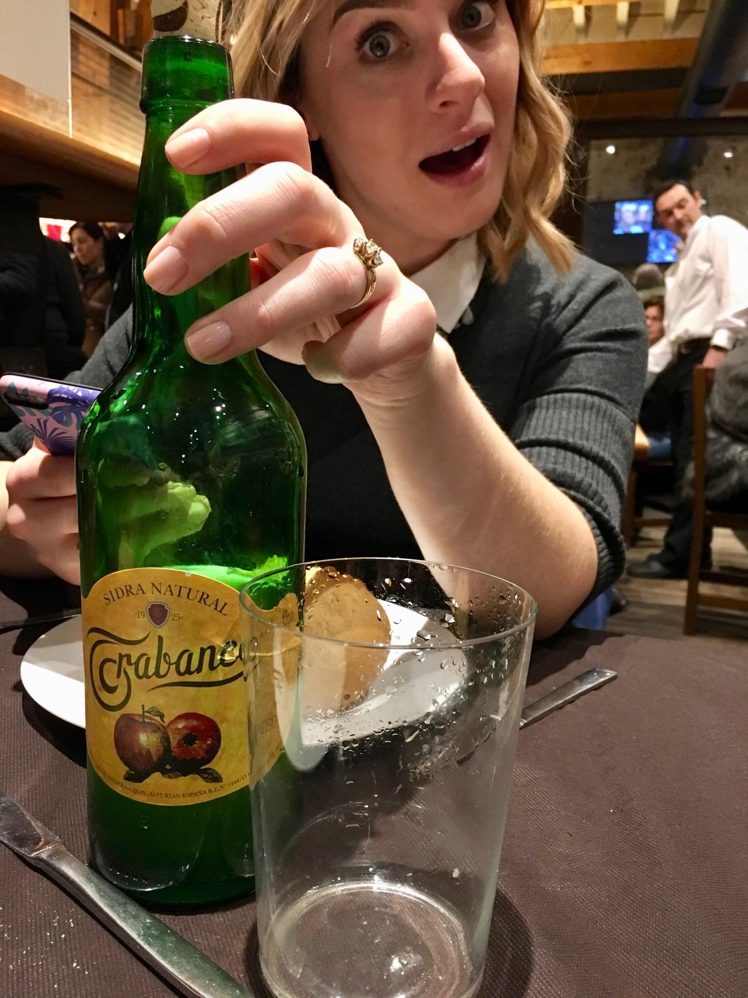 Tesla Bailey - Cider drinker, Slake House manager, traveller, wife, motivator