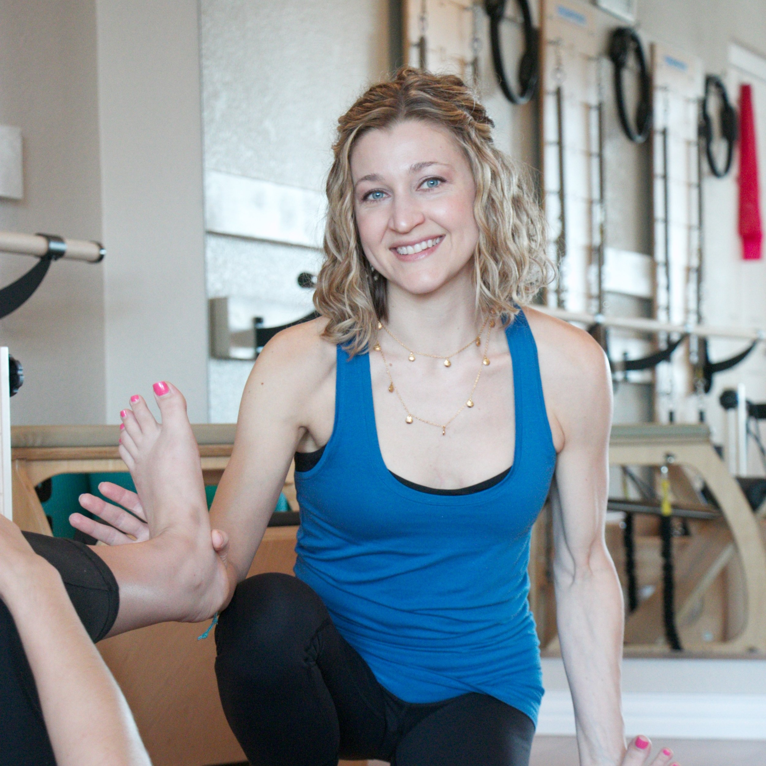 Written by Stephanie Vanderbeck, owner Purely Pilates Center, giving a shout out to all the girl bosses doing bossy things.