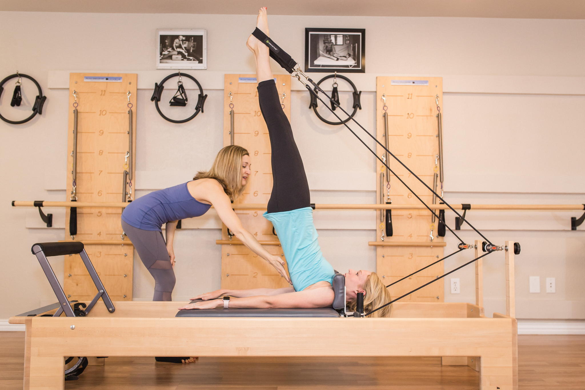 Great form yields spectacular results.  Learn the art of doing pilates WELL. -