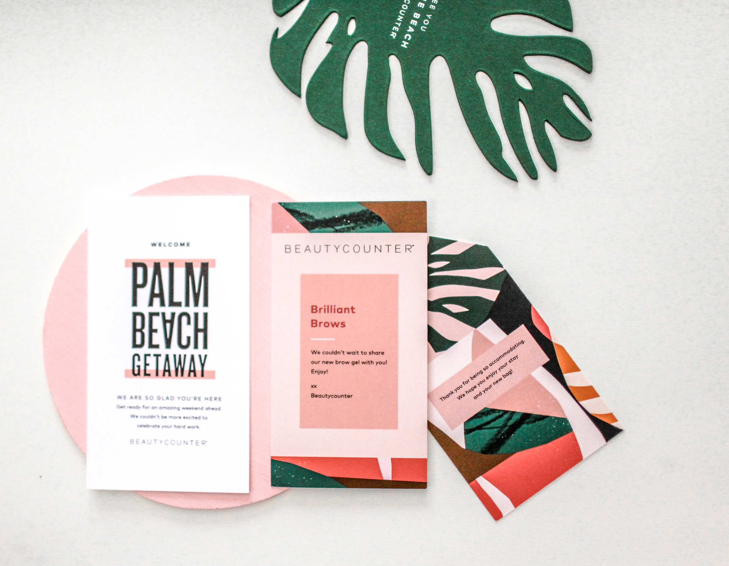 PALM BEACH GETAWAY  | ART DIRECTION | EVENT DESIGN | PRINT & DIGITAL