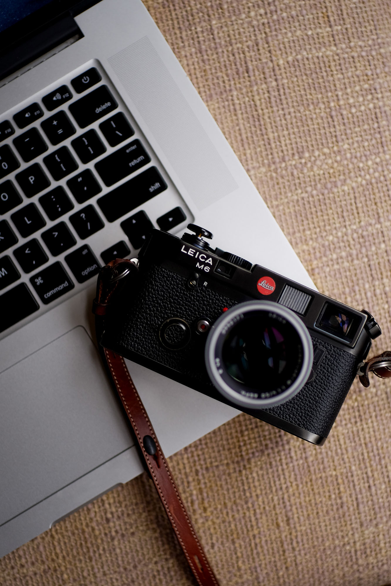 In Review: - The Leica M6 Classic