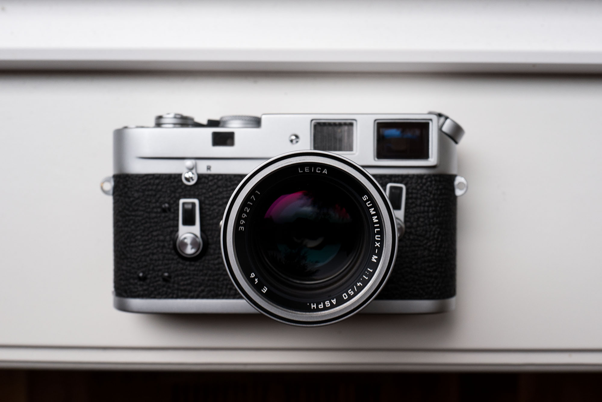 Quick Look:The Leica M4 - One roll, one week with the Leica M4