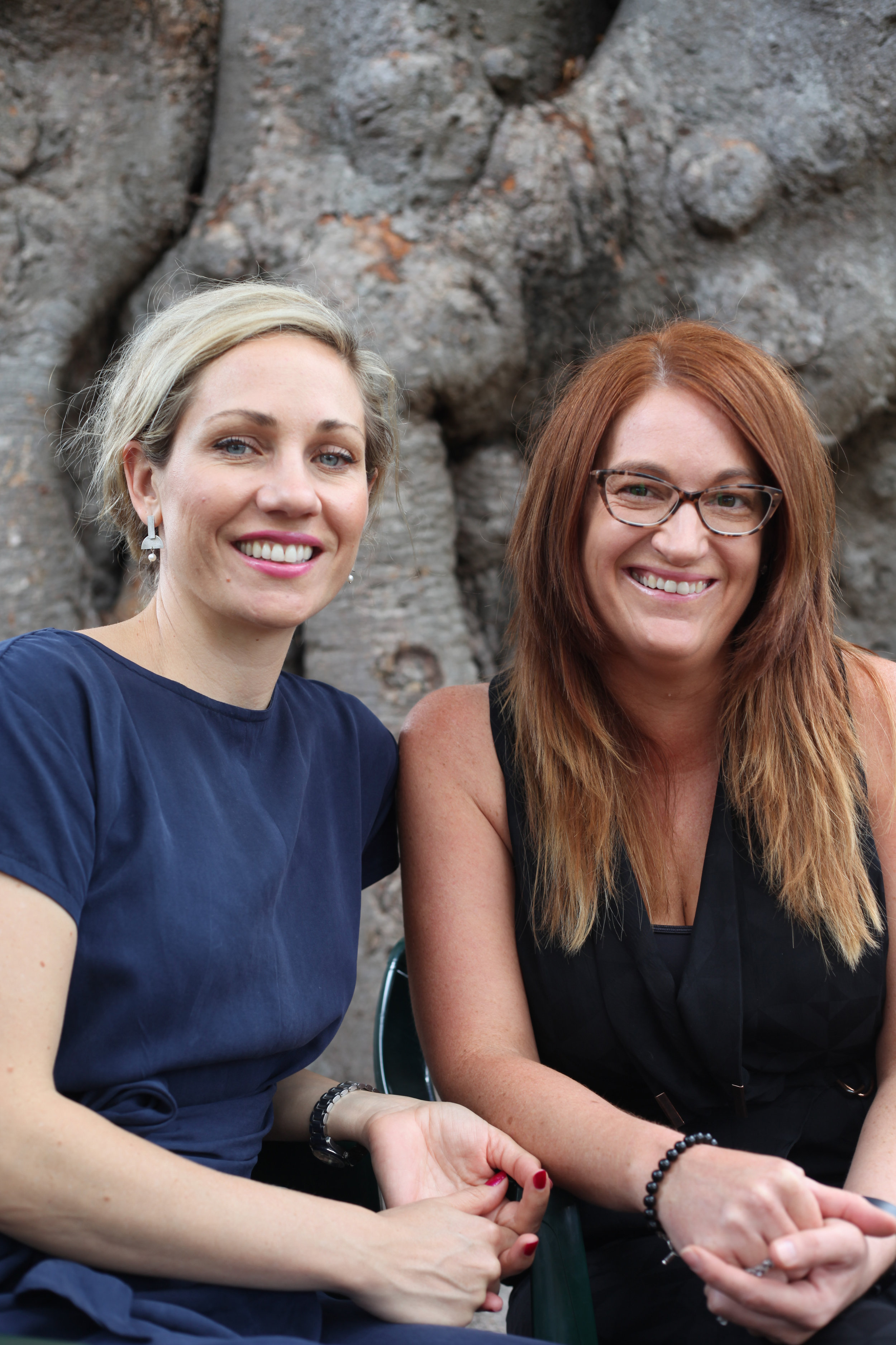 Emilya Colliver & Jo Kelly, Credit: Yolande Gray at North Sydney Community Centre