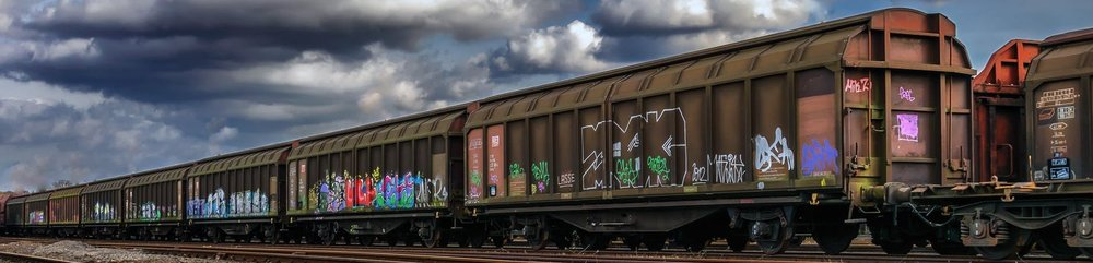 The VIcHealth report points out that art in train stations can 'reduce vandalism' such as tagging