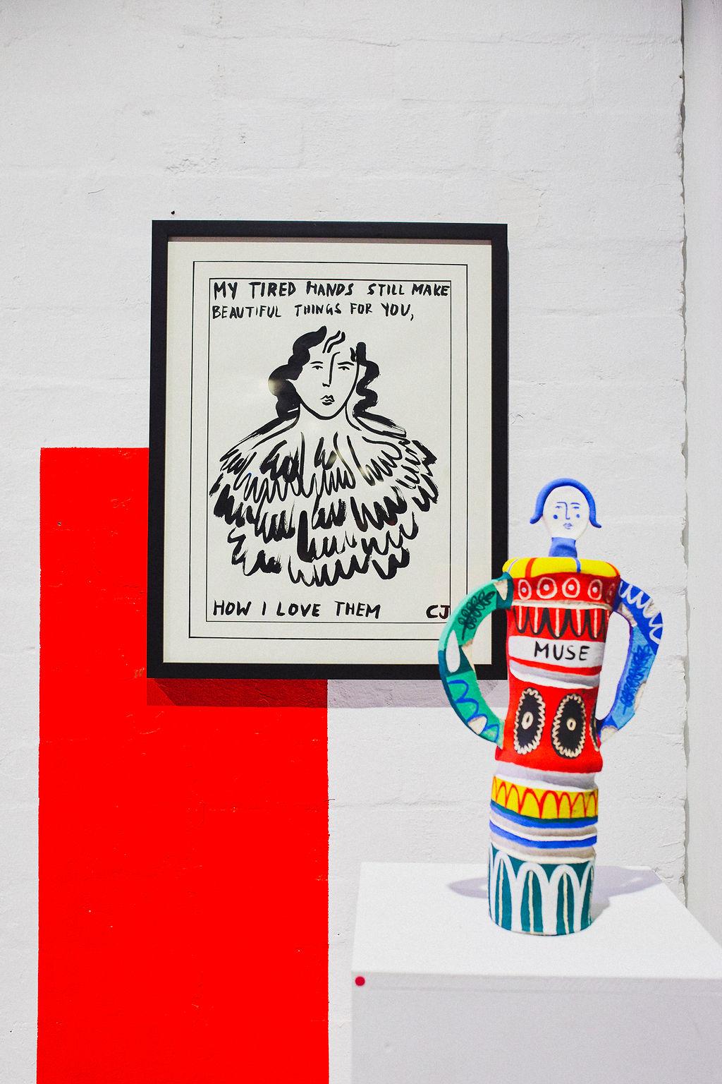 Art Pharmacy Consulting _ Exhibition _ So Far So Good _ Image Credit Kiera Chevell