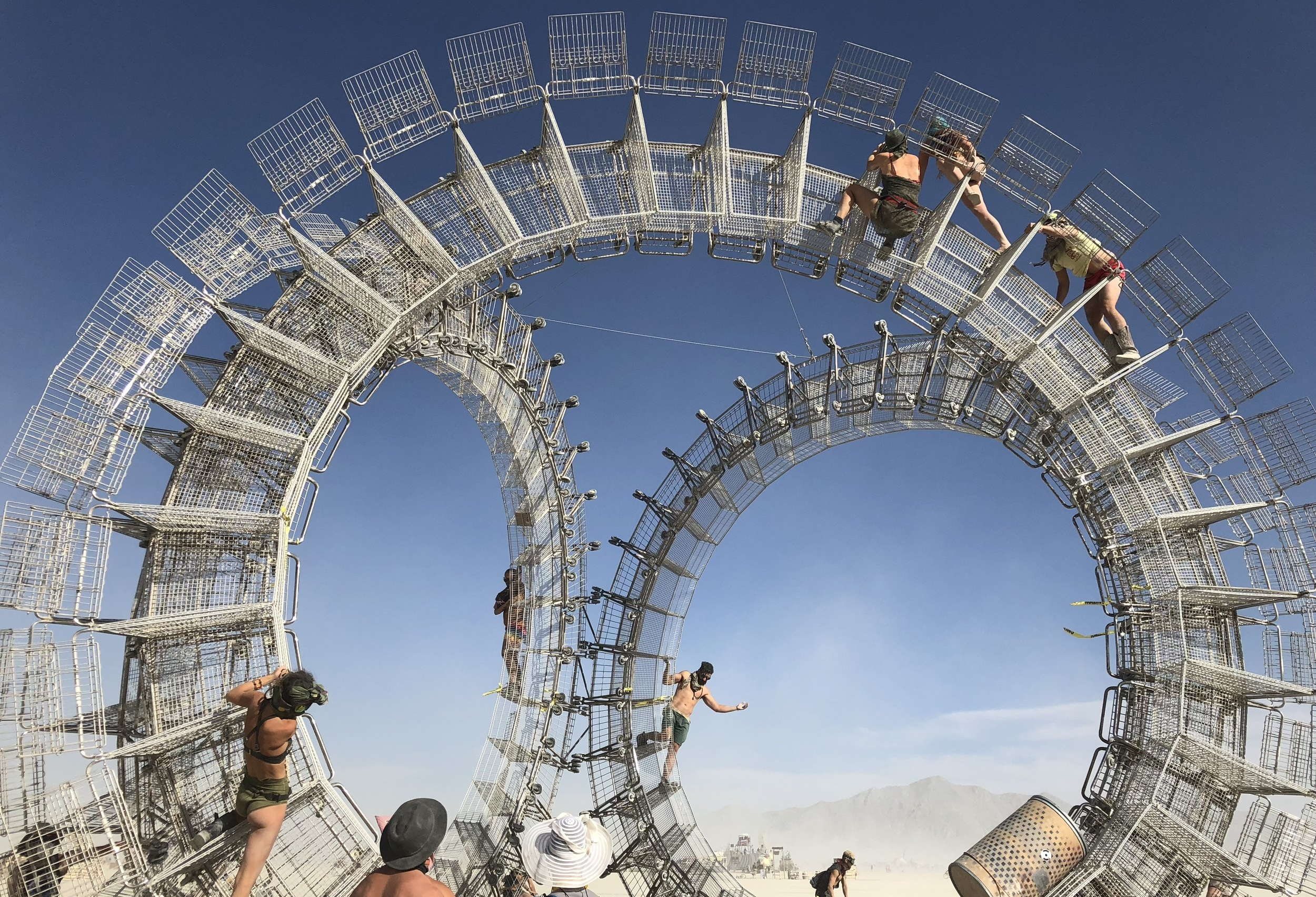 WHAT CAN AUSTRALIA LEARN FROM BURNING MAN? - THE AUSTRALIAN ART CURATOR BLOG