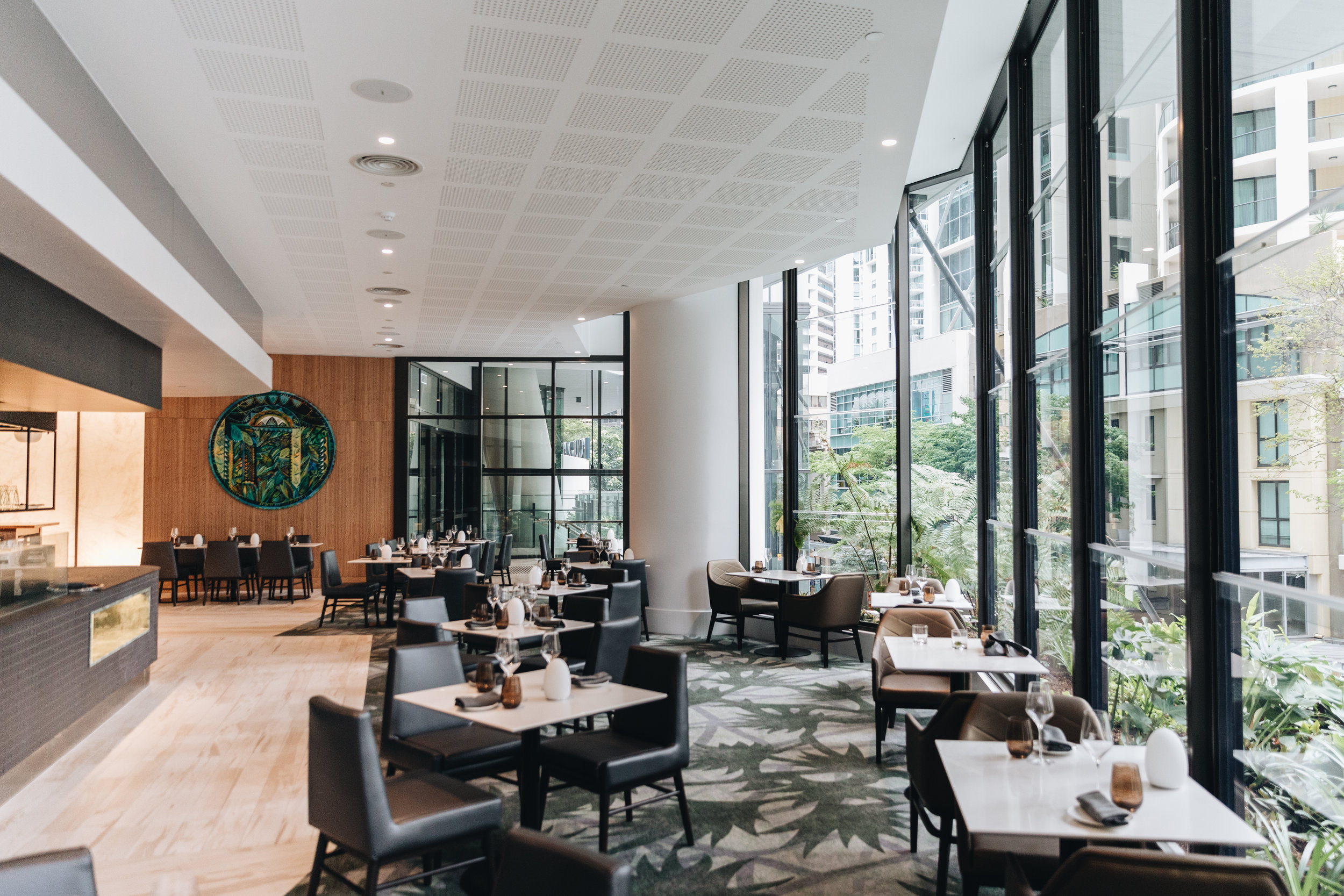 The Westin Brisbane, Eden's Table. Credit: Art Pharmacy Consulting/Savannah Van der Niet
