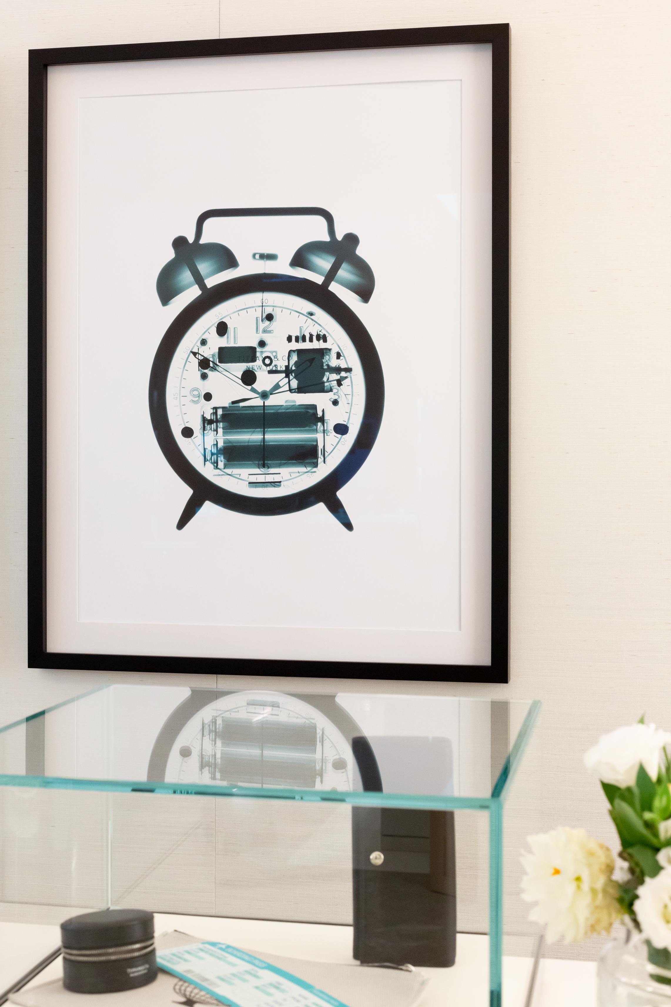 Brendan Fitzpatrick's X-Ray Image in Tiffany & Co. Sydney.  Image Credit: Jodie Barker.