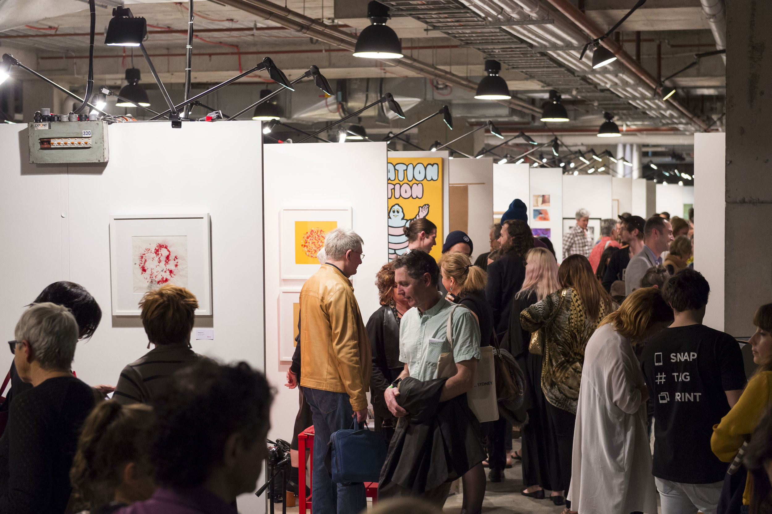 The Other Art Fair held at Central Park. Image Credit:    Art Pharmacy Consulting