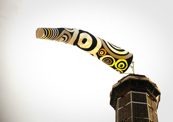 Windwatcher by Mikala Dwyer. Image Credit:    Mikala Dwyer
