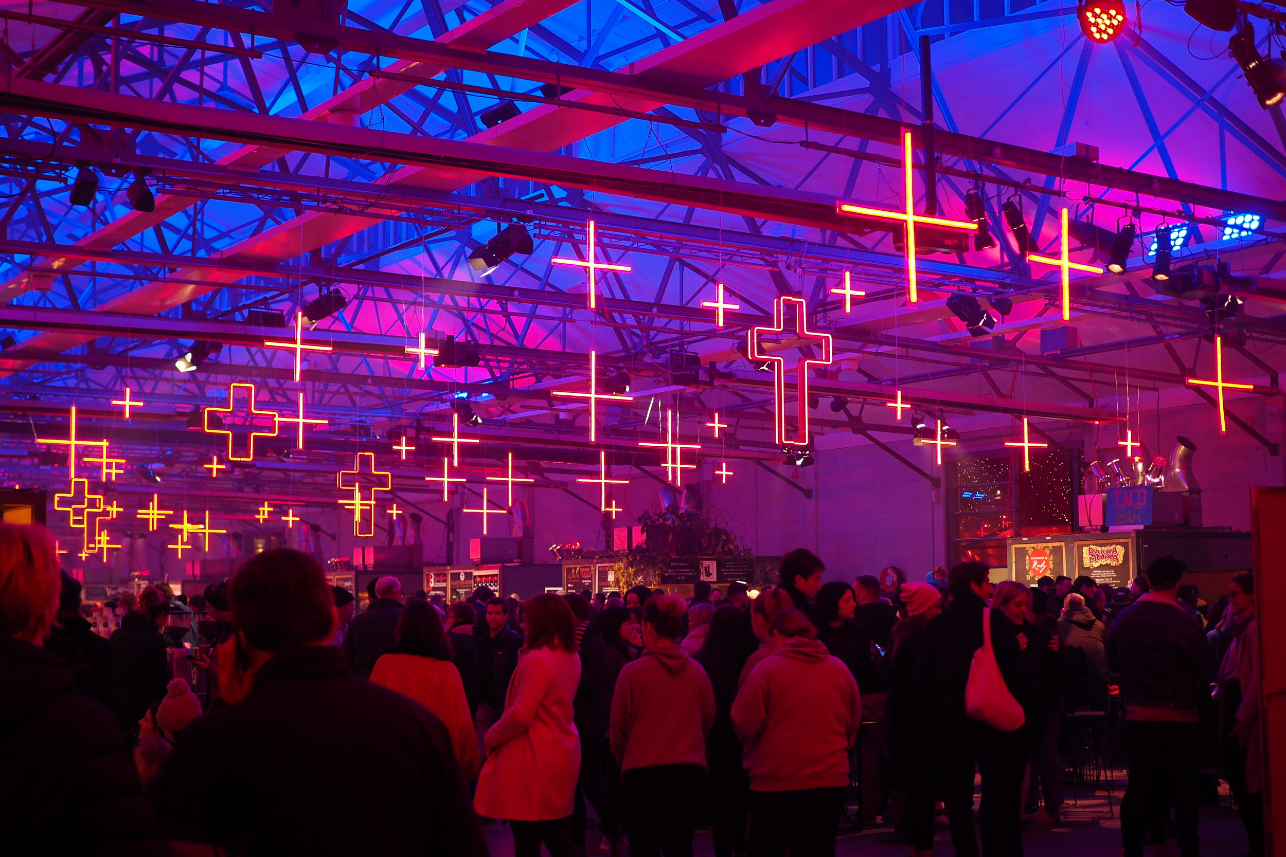 Culture Scouts isn't only tethered to Sydney, we head interstate to Dark Mofo each year. Image Credit:    Culture Scouts