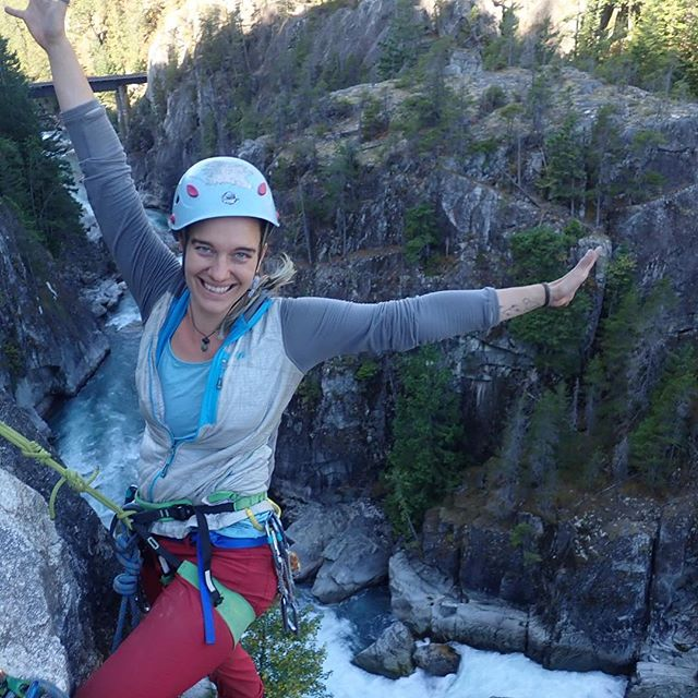 @guns_n_daisies here- the last time I climbed in Squamish was almost two years ago for my birthday. How is that possible?! Excited to head up with a few awesome ladies this upcoming weekend and see what we can do. What are you doing with your crew this weekend? 📸 @cjpawell and me topping out on Star Chek and @ktlawls showing how's it done on some boulders I forget the name of because it was 2 years ago ¯\_(ツ)_/¯ • • • #sheadventures #outdoorwomen #sheexplores #mountaingirls #sheroams #exploremore  #projectexplore #getoutthere #sherocks #heyflashfoxy #climbsquamish #ladysquad #flashback #sportclimb #womenwhoclimb #womenwhocrush