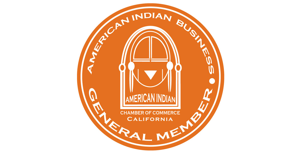 - AMG is a proud member of California's American Indian Chamber of Commerce. Certified Minority Business Enterprise #SC04081
