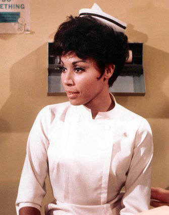 Diahann Carroll as Julia Baker