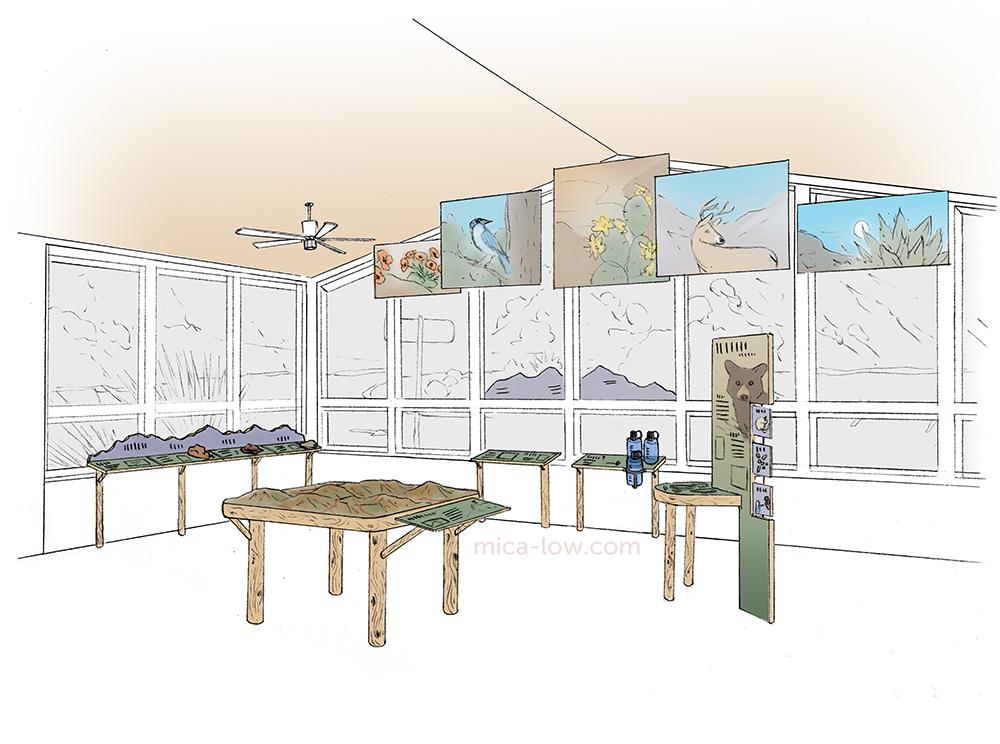 Big Bend Visitor Center 1