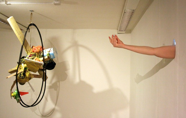 True Stories from the Event Horizon Department of Objects to be Shrunk to a Single Point - Emily Rosamond 2014