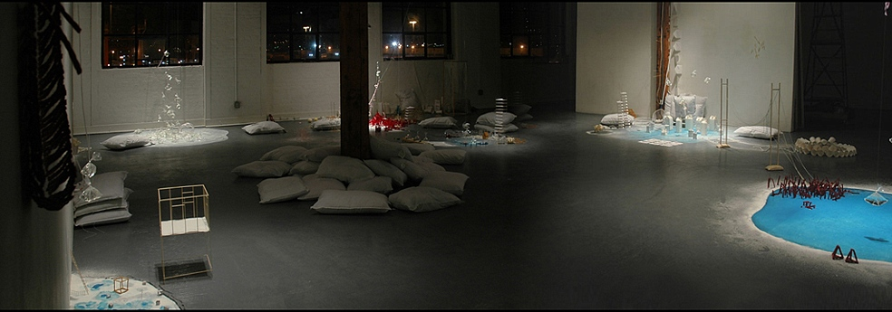Architecture of Breath, 2006