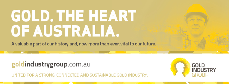 Gold Industry Group advert