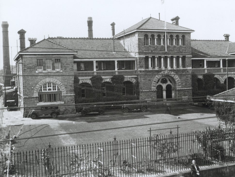 The Perth Mint 1936