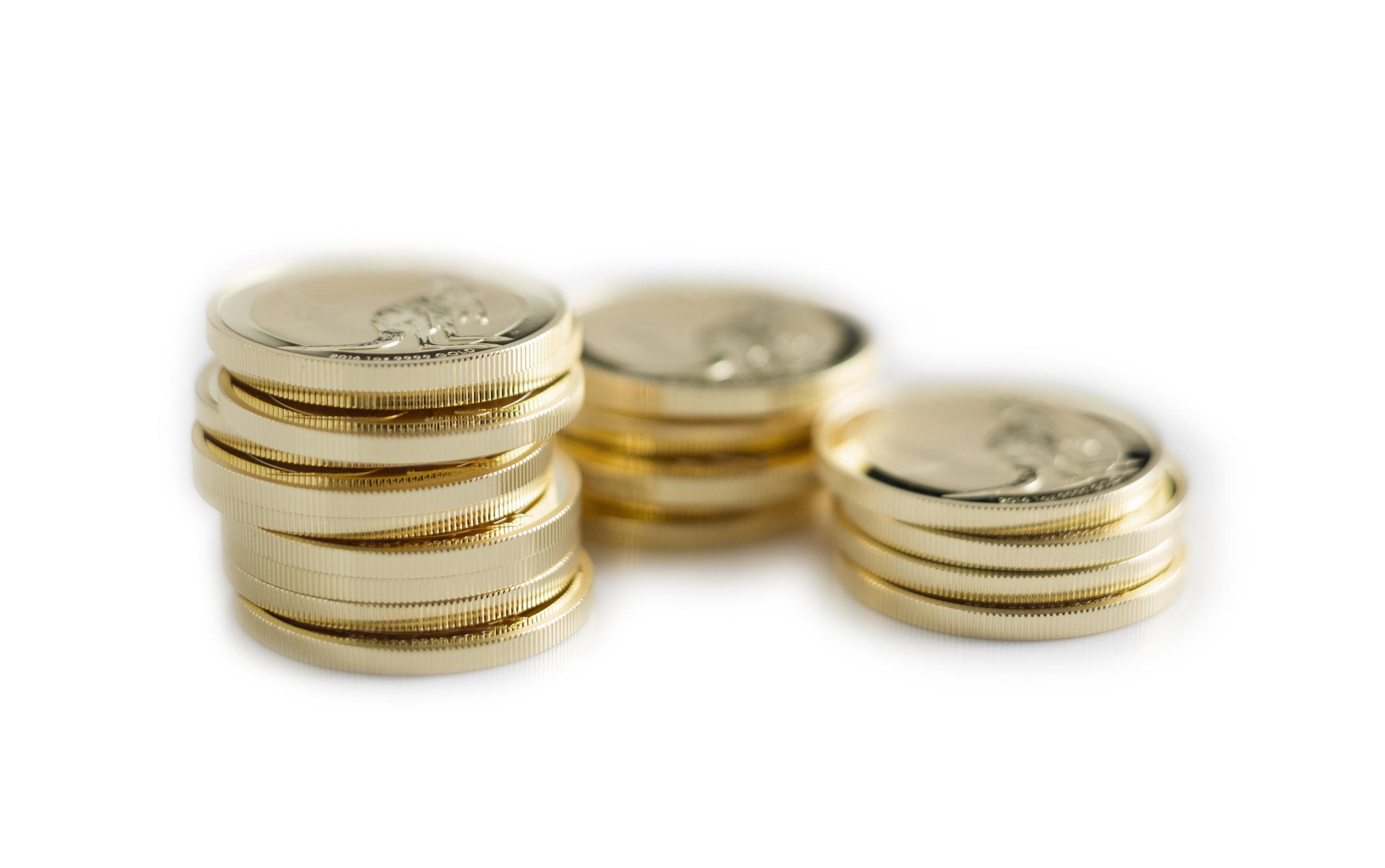 Perth Mint bullion coins