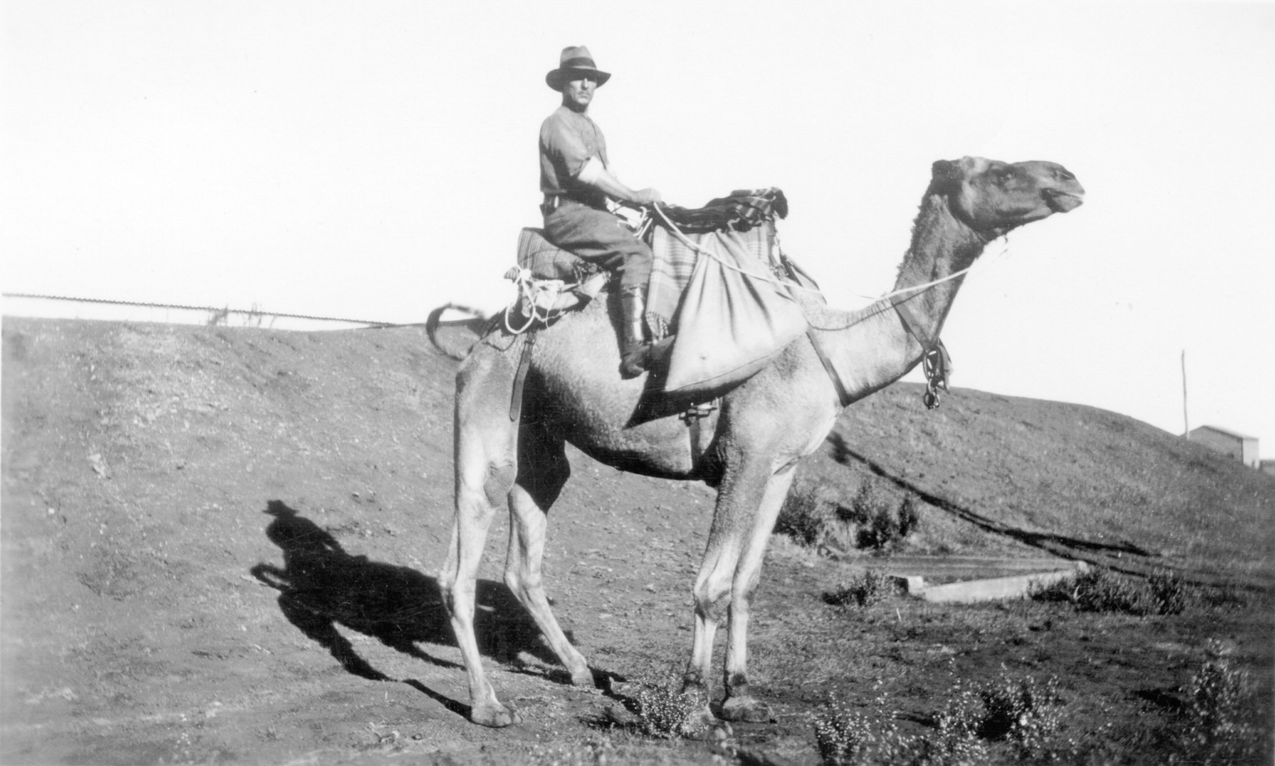 Ready for a prospecting trip (State Library of Western Australia 005628d)