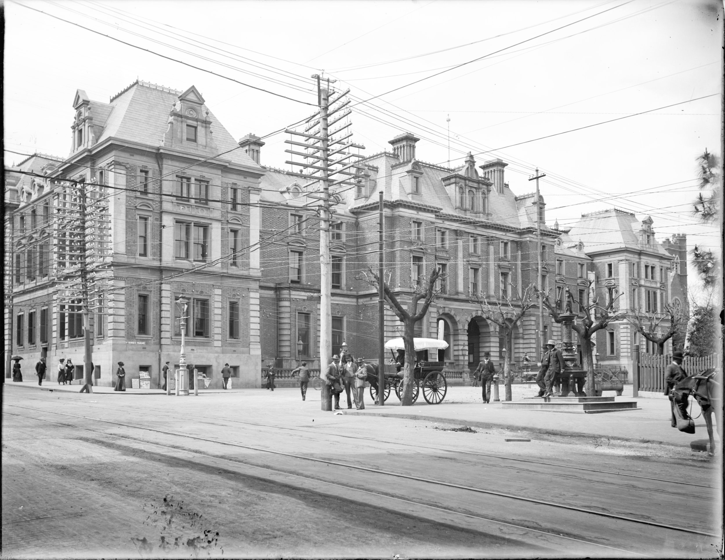 The Old Treasury Building(State Library of WA)