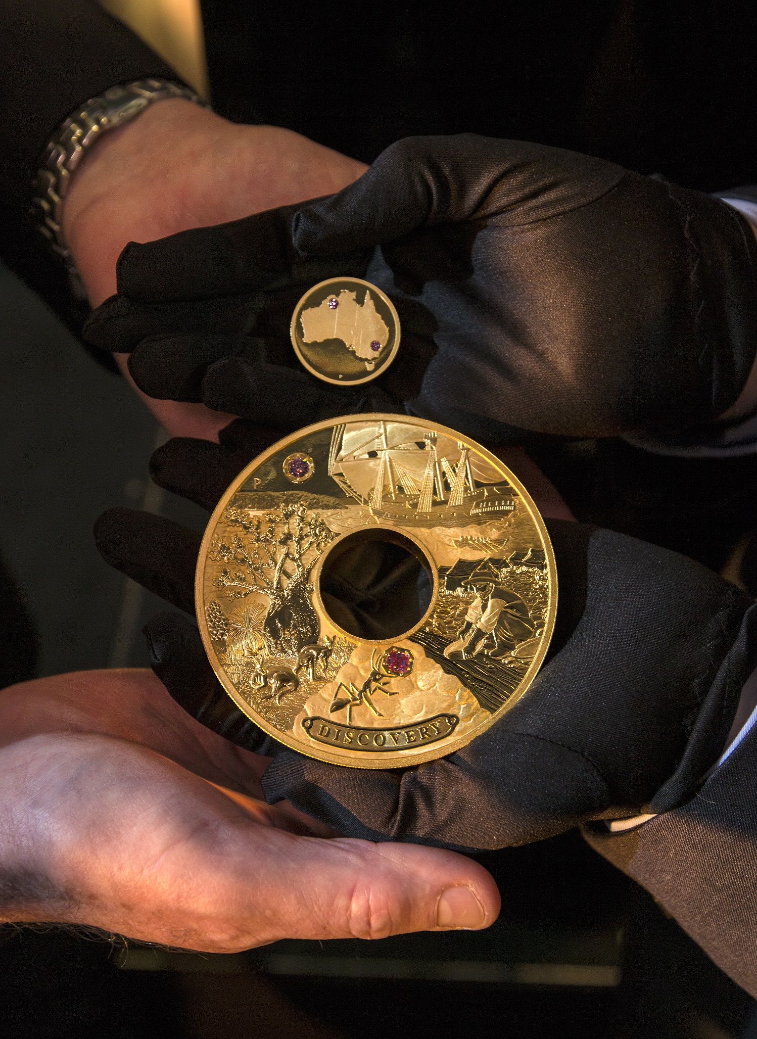 Australia's most valuable gold coin