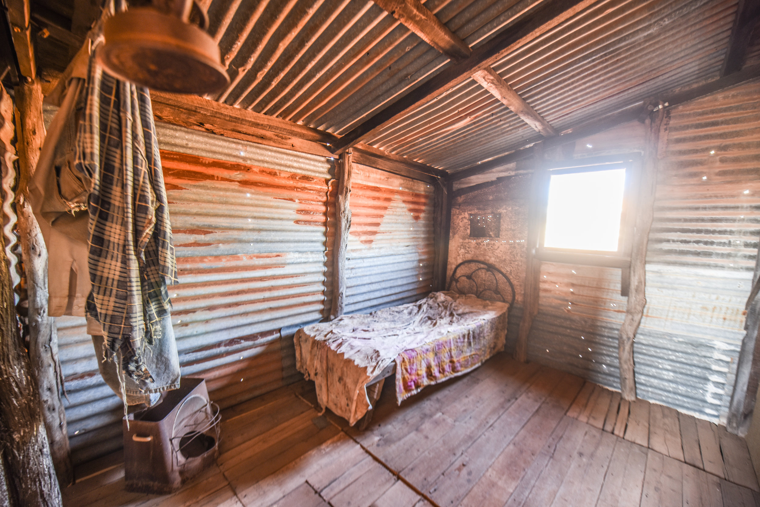 A miner's cottage following restoration. Photo credit: Kate Ferguson