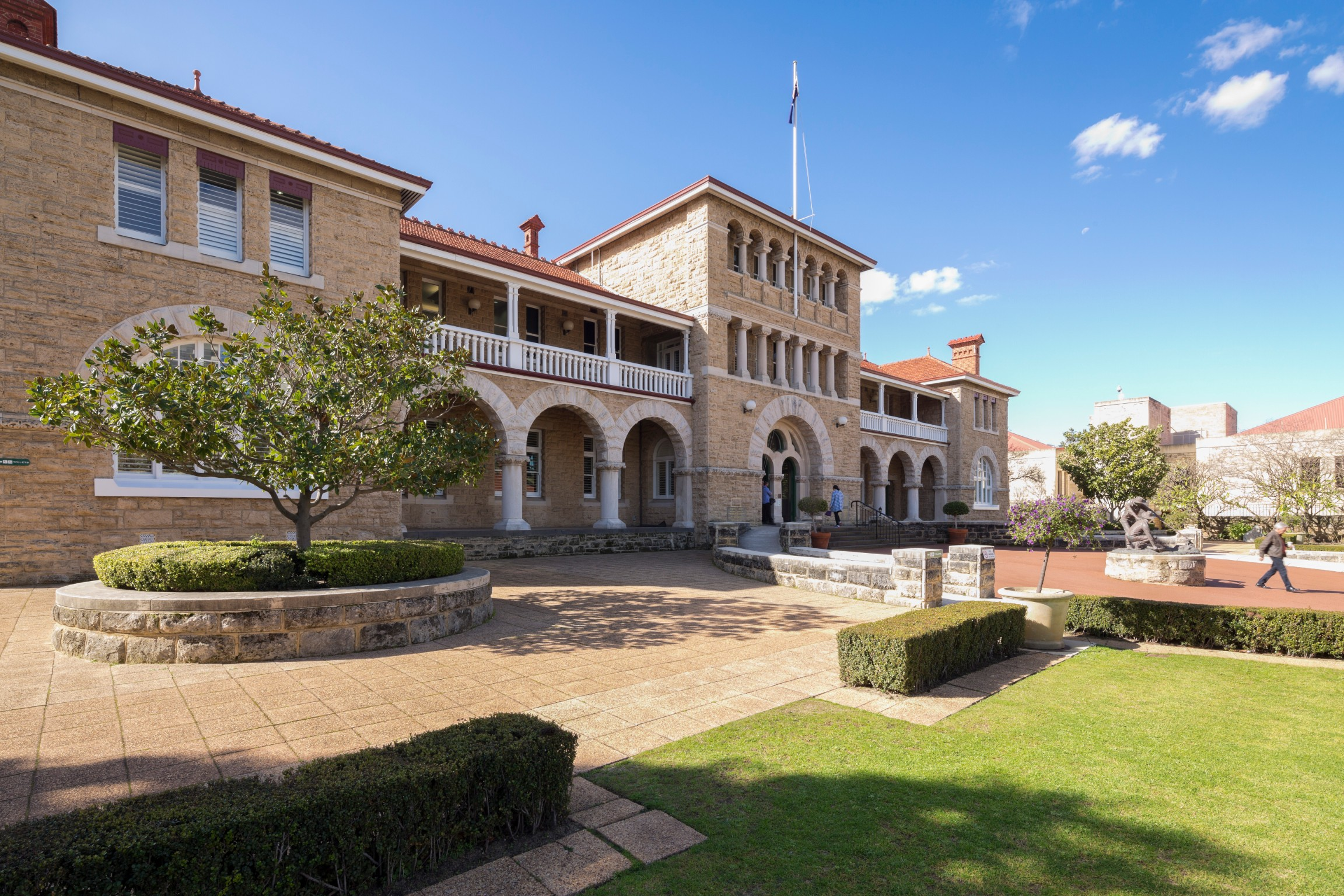 Perth Mint building with lawn.jpg