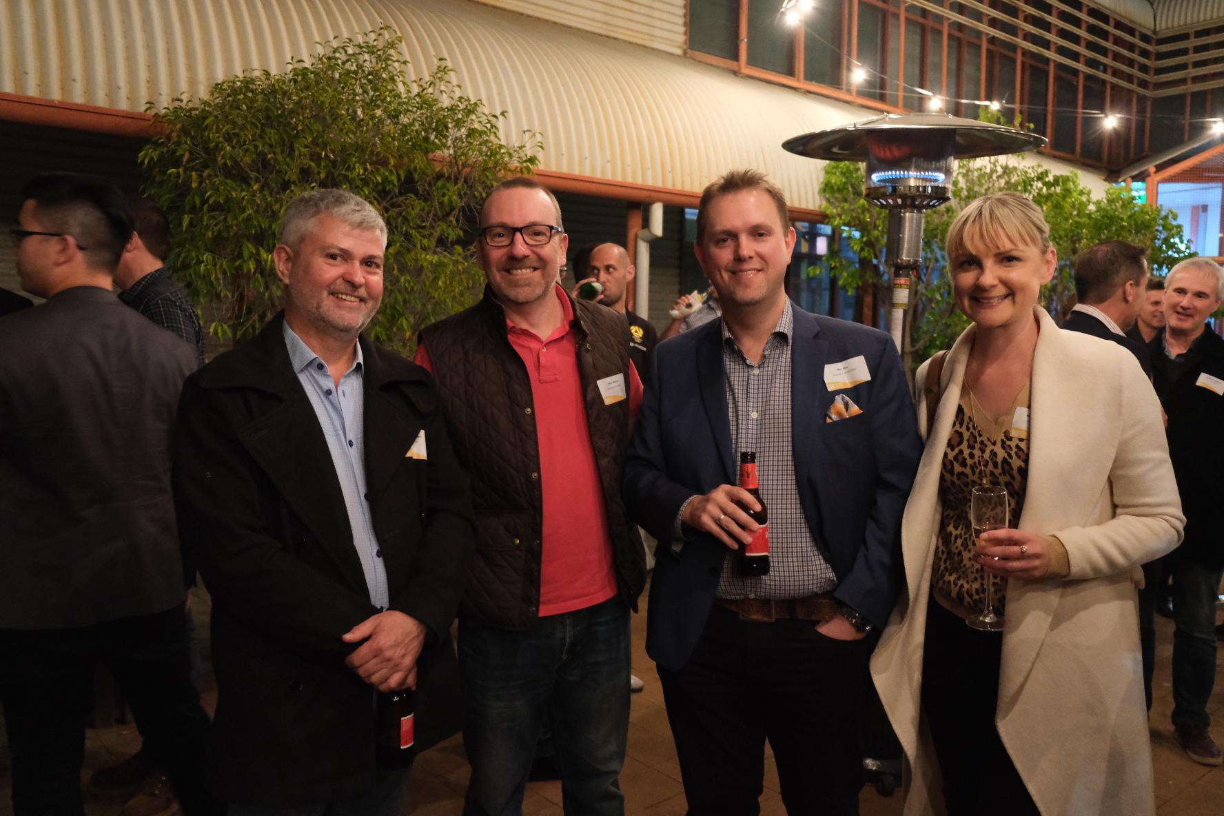 Gold Road Resources' cocktail event on Sunday evening welcomed delegates to Kalgoorlie.